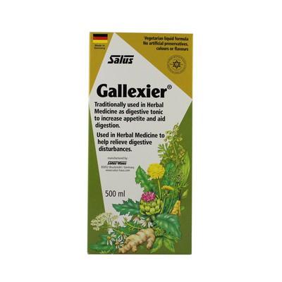 Salus Gallexier Herbal Bitters 500 ml