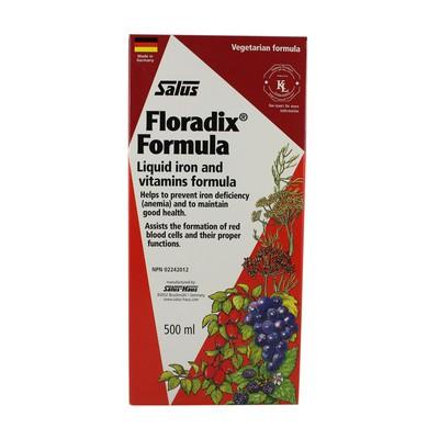Salus Floradix Formula 500 ml
