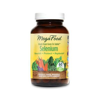 MegaFood Selenium 60 tablets