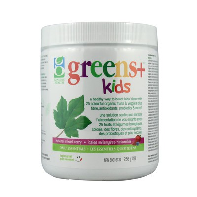 Genuine Health Greens+ Kids
