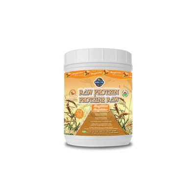 Garden of Life RAW Protein - Mangolicious