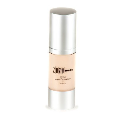 Zuzu L-6 Oil-Free Liquid Foundation 1 oz