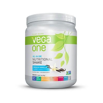 Vega All in One Nutritional Shake - French Vanilla 414 g