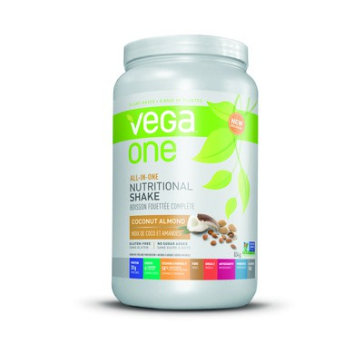Vega All in One Nutritional Shake - NEW Coconut Almond 834 g