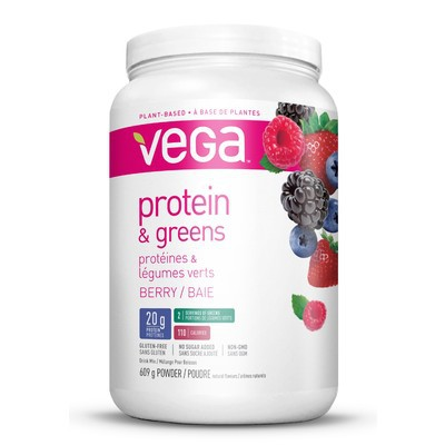 Vega Protein & Greens - Berry 609 g