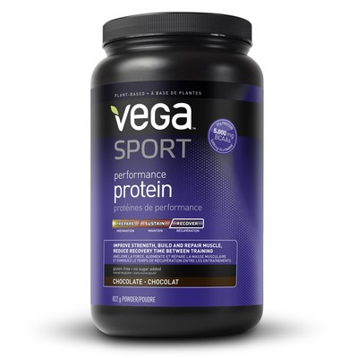 NEW Vega Sport Performance Protein - Chocolate 812 g