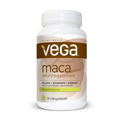Vega Maca Capsules 120 vegicaps