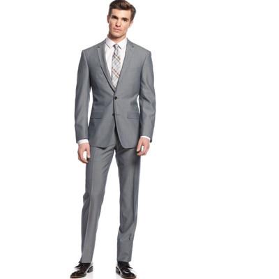 Suit Grey Slim Fit