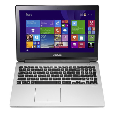 "Asus Transformer TP500LA-UB31T 15.6"" Laptop, 1.9 GHz Intel Core I3 4030U, 4 GB RAM, 500GB HDD, Touchscreen Black, English"