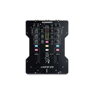 Allen & Heath XONE:23 2+2 Channel DJ Mixer - Allen and Heath - XONE:23