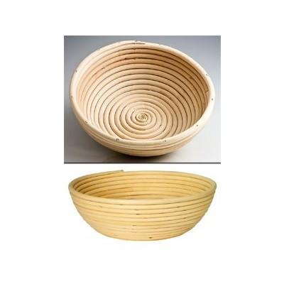 """Bread Rising Basket - Round - 11 1/2"""""""
