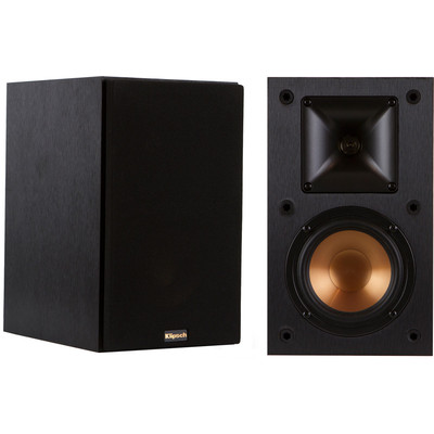Klipsch R-14M Bookshelf Speaker (R-14M) Pair