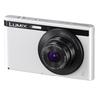 Panasonic-Refurbished Lumix DMC-XS1 White Digital Camera - Manufacturer Recertified with 90 days Warranty