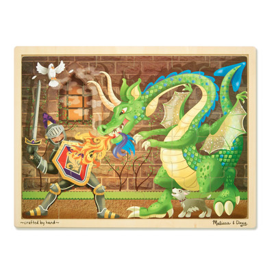 Melissa & Doug Knight vs. Dragon