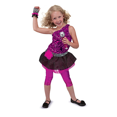 Melissa & Doug Costume-Rock Star