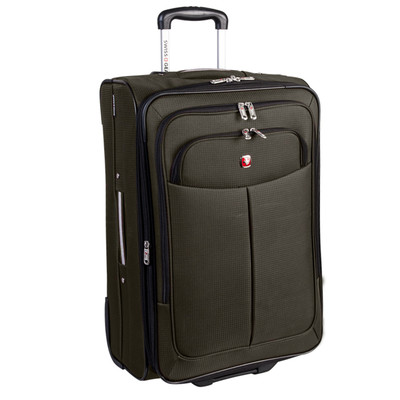 "Swiss Gear Tessin Lite IV Collection 24"" Expandable Upright Luggage"