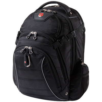 "Backpack with 17.3"" Rainproof Computer Compartment"