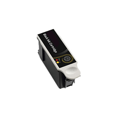 Premium KODAK-Compatible 1215581 #10XL INK / INKJET Cartridge Black