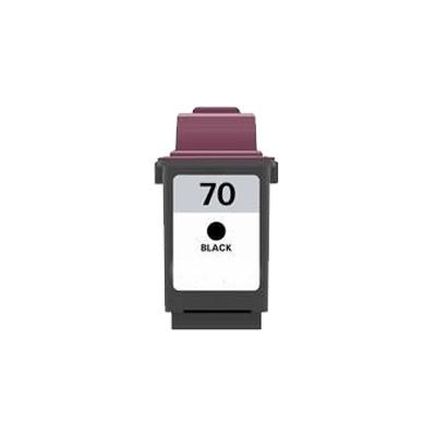 Premium LEXMARK-Compatible 12A1970 #70 INK / INKJET Black