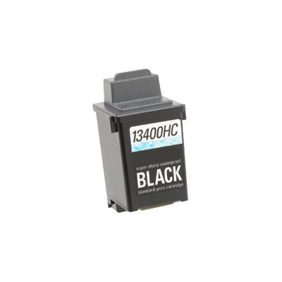 Premium LEXMARK-Compatible 13400HC INK / INKJET Cartridge Black Waterproof