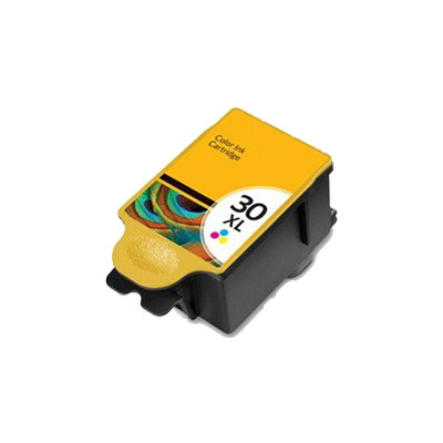Premium KODAK-Compatible 1341080 (30XL) INK / INKJET Cartridge Color High Yield