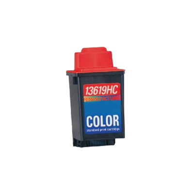 Premium LEXMARK-Compatible 13619HC INK / INKJET Cartridge Tri-Color