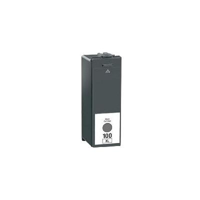 Premium LEXMARK-Compatible 14N1068 100XL High Yield INK / INKJET Cartridge Black