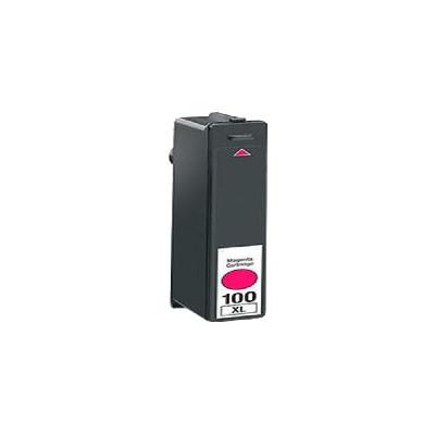Premium LEXMARK-Compatible 14N1070 100XL High Yield INK / INKJET Cartridge Magenta