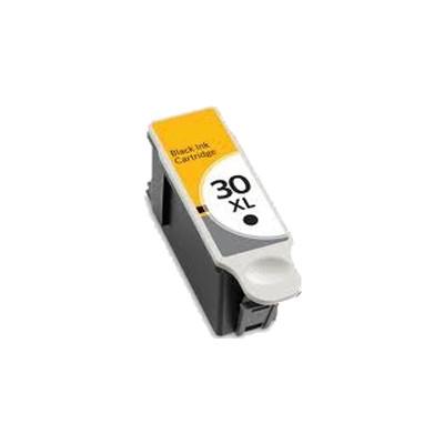 Premium KODAK-Compatible 1550532 (30XL) INK / INKJET Cartridge Black High Yield