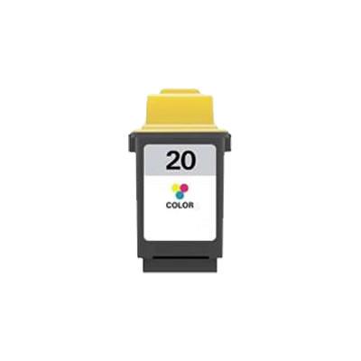 Premium LEXMARK-Compatible 15M0120 #20 INK / INKJET Tri Color