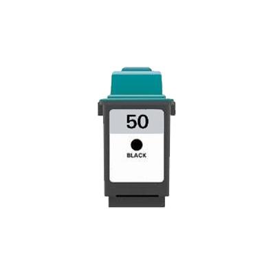 Premium LEXMARK-Compatible 17G0050 #50 INK / INKJET Black