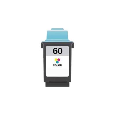 Premium LEXMARK-Compatible 17G0060 #60 INK / INKJET Tri Color