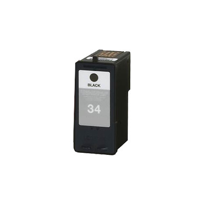 Premium LEXMARK-Compatible 18C0034 High Yield INK / INKJET Cartridge Black