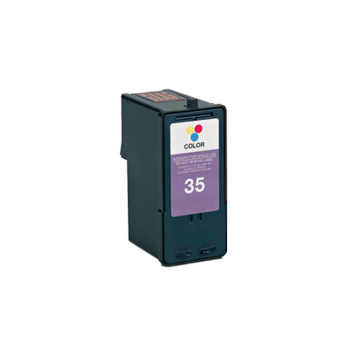 Premium LEXMARK-Compatible 18C0035 High Yield INK / INKJET Cartridge Tri-Color
