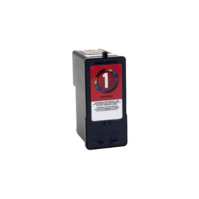 Premium LEXMARK-Compatible 18C0781 #1 INK / INKJET Tri Color