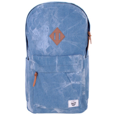 WillLand Outdoors College Magica 25L Backpack, Denim