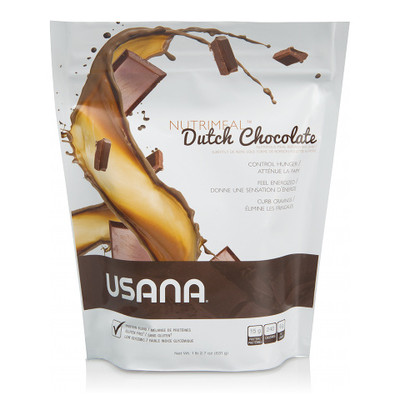 USANA Chocolate Nutrimeal (Servings / Container: 9)