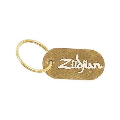 Zildjian T3907 Dog Tag Key Ring - Zildjian - T3907