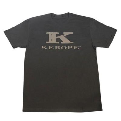Zildjian T456 Kerope T-Shirt - Grey - Large - Zildjian - T4563