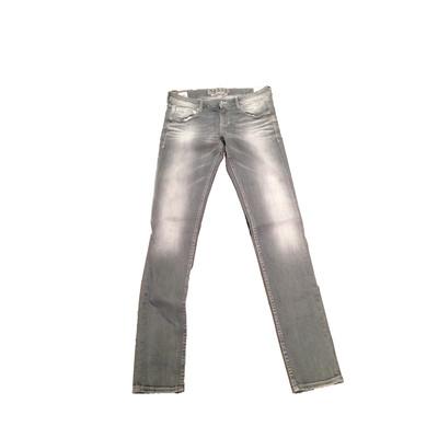 Gsus Designer Women's Jeans - Grey Denim