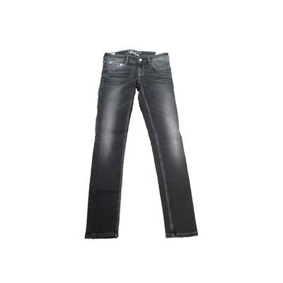 Gsus Designer Women's Jeans - Faded Black Denim