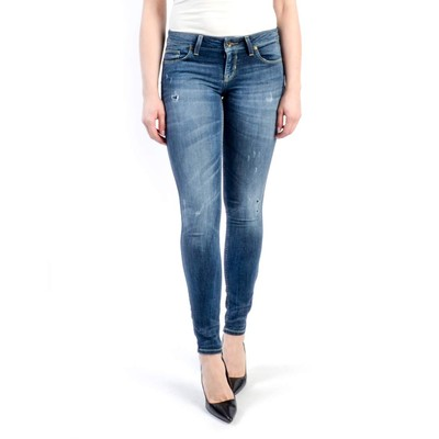 Guess LOWRISE POWER SKINNY JOGGER