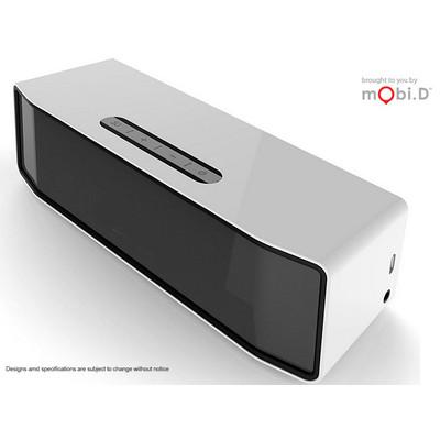 mobi.D Bluedio 3D Surround Bluetooth Speaker (white) (BS-3)