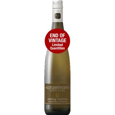 Riesling Traminer VQA, Konzelmann Estate Winery 2013 - Case of 6 White Wine