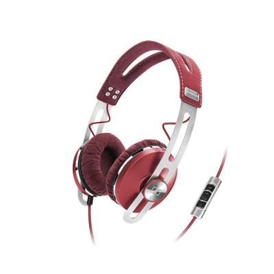 Sennheiser Momentum On Ear Headphone - Red.