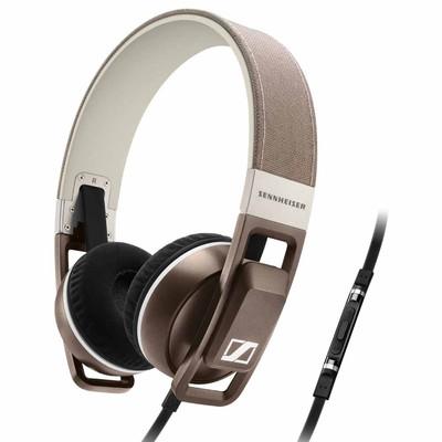 Sennheiser Urbanite XL Over-Ear IOS Headphones - Sand.
