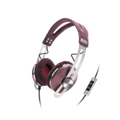 Sennheiser Momentum On-Ear Headphone - 505947 - Pink