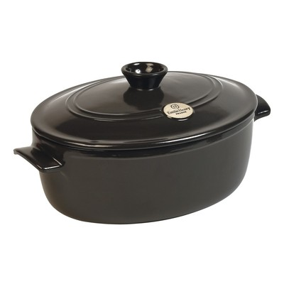 French Oven - Round - 6.7 L - Dark Grey