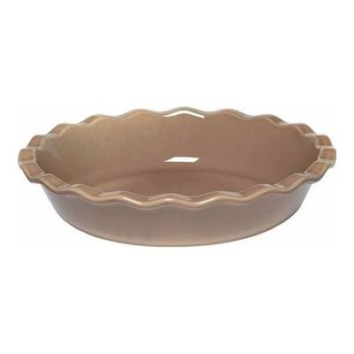 "Pie Plate -  9"" - Beige"