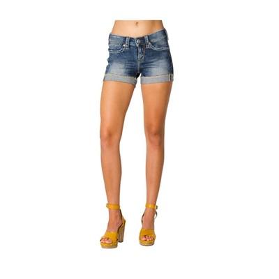 Silver Jeans Toni Dark Short